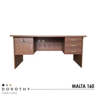 MEJA KERJA DOROTHY MALTA 160