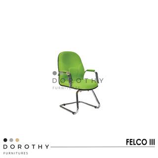 KURSI TUNGGU DOROTHY FELCO III
