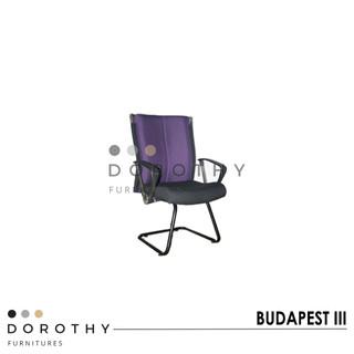 KURSI TUNGGU DOROTHY BUDAPEST III