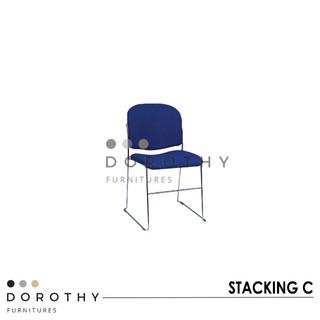 KURSI TUNGGU DOROTHY STACKING C