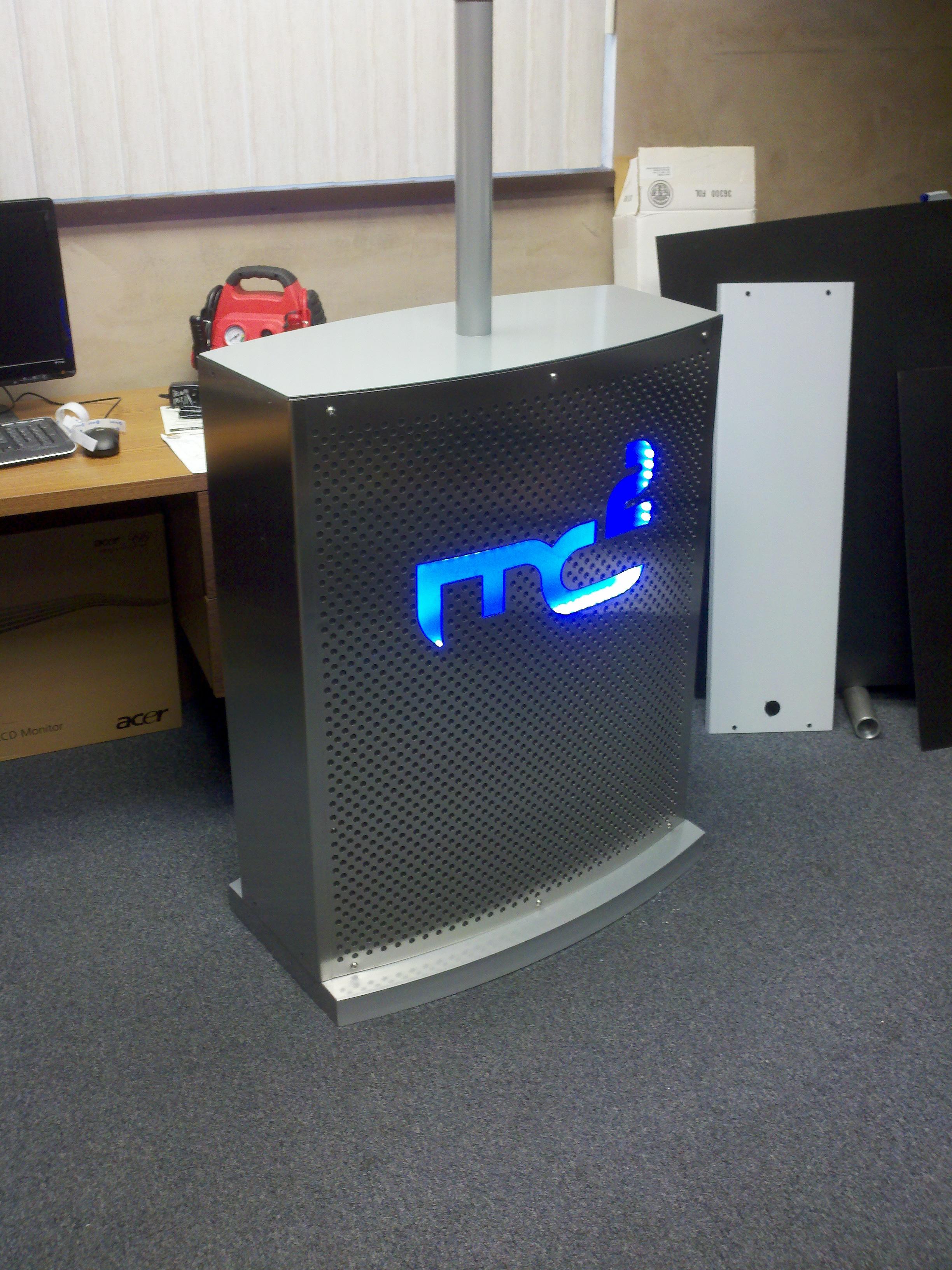 MC2 TV Stand