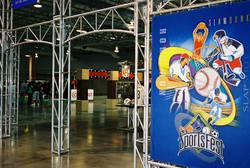Sportsfest Truss Display