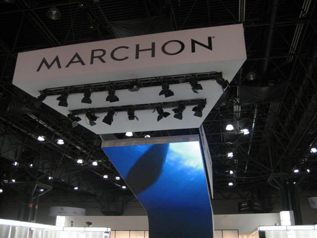 Marchon Trade Show Display