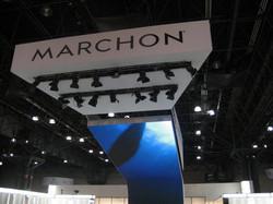 Marchon Trade Show Display