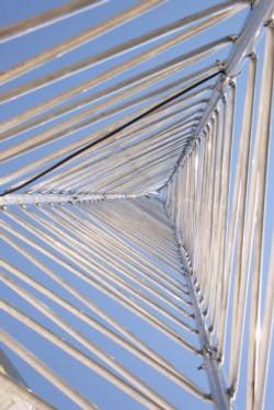 Aluminum Free Standing Tower