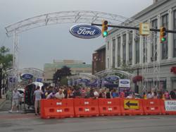Ford Truss Archways