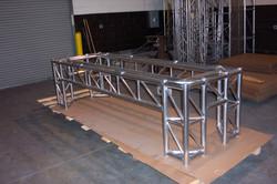 Rectangular Truss Table