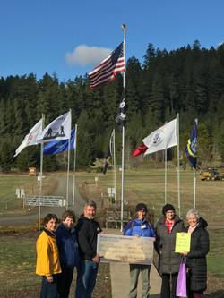 March '19-Veterans Legacy, $8750