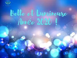 ✨ Belle et lumineuse année 2020 ✨