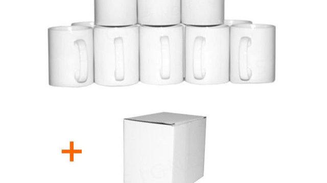 36 Mugs Bulk Buy !! Just £4 per mug