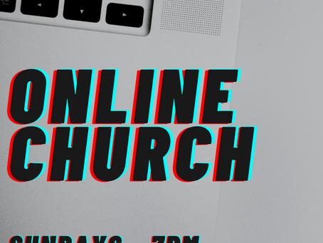 update on online services