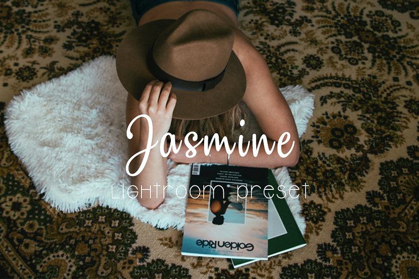 Jasmine Lightroom Preset