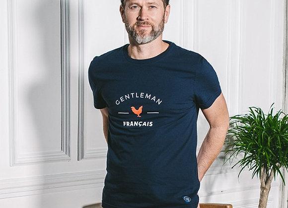 """LGF - T-shirt Phlilibert """"Gentleman Français"""""""