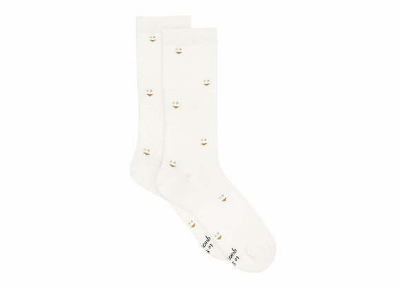 LSF - Chaussettes Lucas Smiley