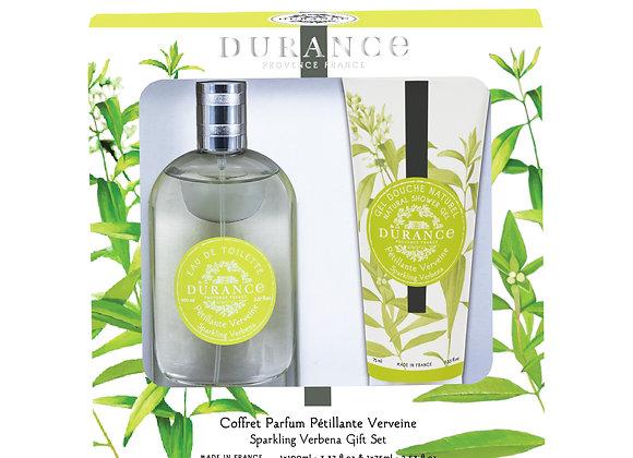 DURANCE - Coffret Duo Pétillante Verveine