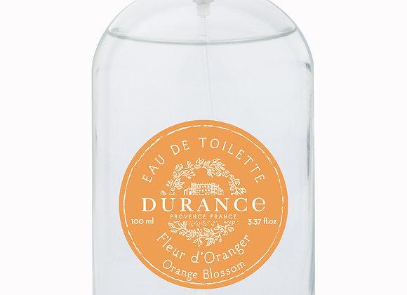 DURANCE -Eau de toilette Fleur d'Oranger