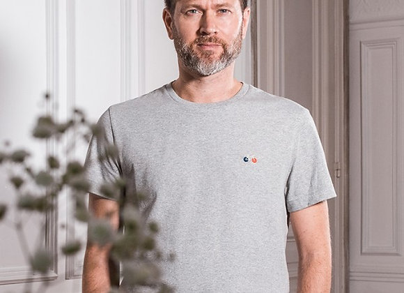 LGF - T-shirt Baptiste Brodé Vélo