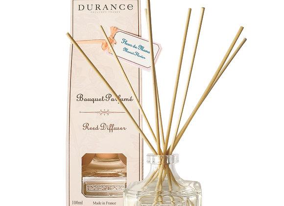 DURANCE- Diffuseur de parfum Fleur de Monoï
