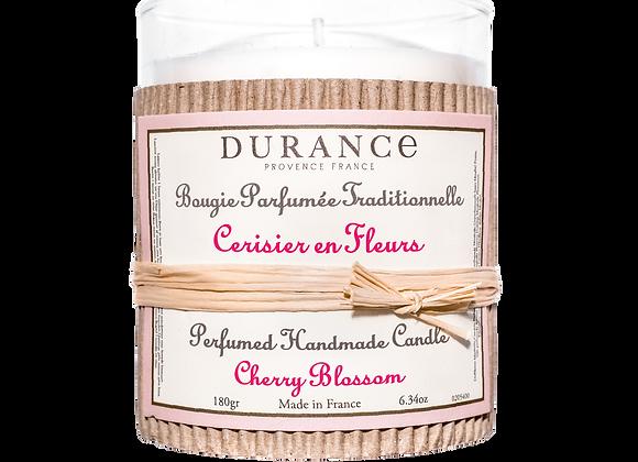 DURANCE - Bougie 180gr Cerisier en Fleur