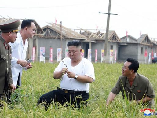 북한, 자연재난 피해손실 GDP 대비 7.4%로 전세계 상위 10위