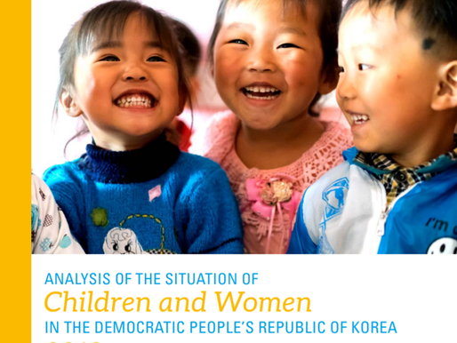 Situation of Children and Women in the DPRK 2019