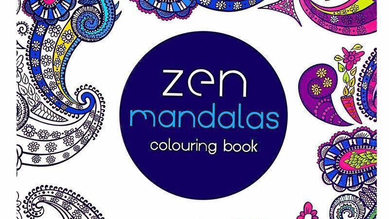 Mandalas Coloring Book 24 Pages