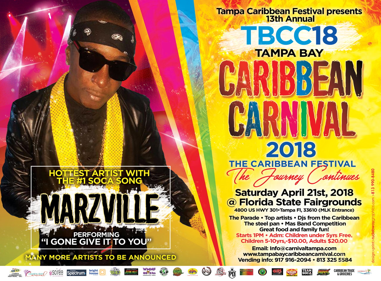TAMPA BAY CARNIVAL FRONT 2018__ ARTIST (