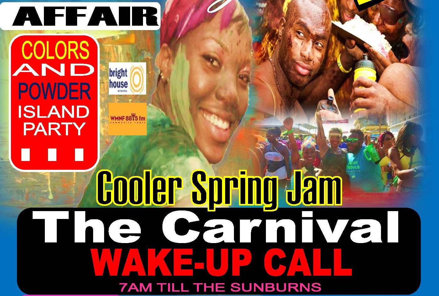 Sunburn Carnivaltbay 2015 JOUVERT WAKE U