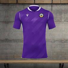 First team away team shirt
