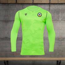 The 2020/21 goalkeeper home shirt