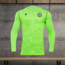 First team home goalkeeper top