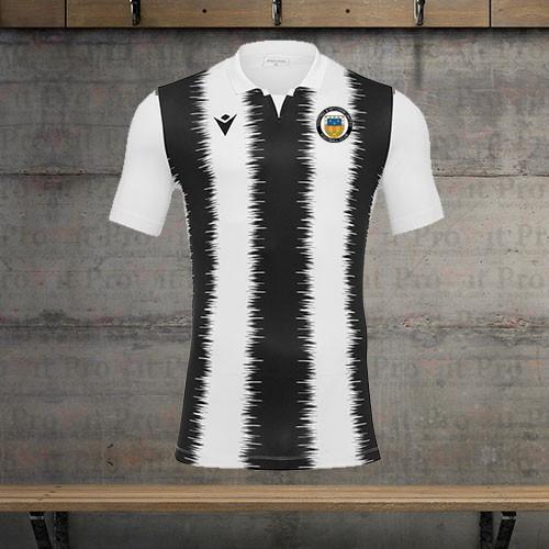 The 2020/21 season home shirt
