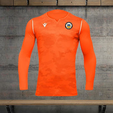 First team away goalkeeper top