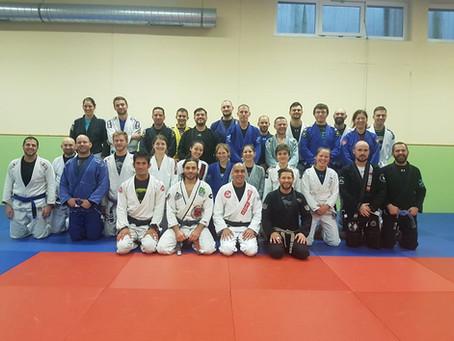 Seminar mit Blackbelt Prof. Carlos Maia