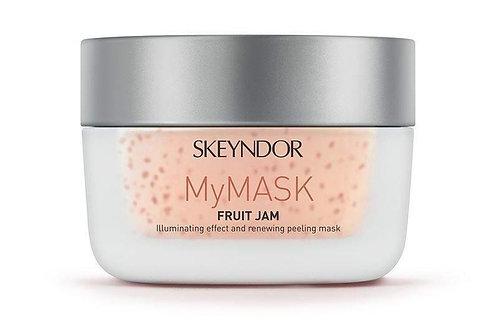 MyMask Fruit Jam - Light effect renovating mask