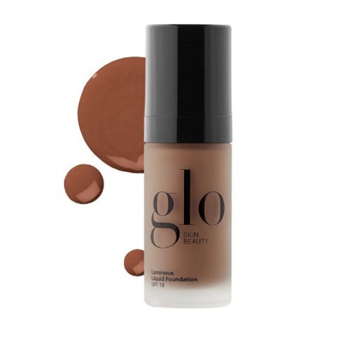 Luminous Liquid Foundation SPF 18 - Mocha