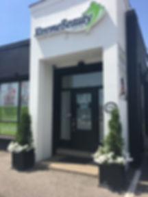Main Entrance of XtremeBeauty Center