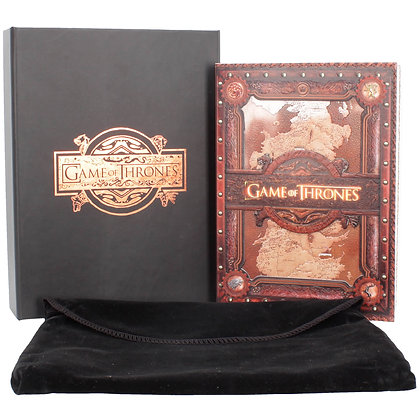 Game of Thrones - Seven Kingdoms Journal - Small
