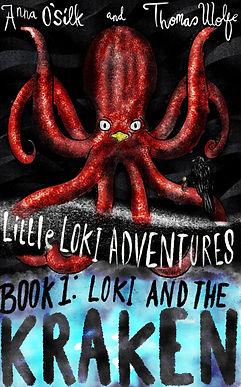 Little Loki Adventures By Anna O'Silk