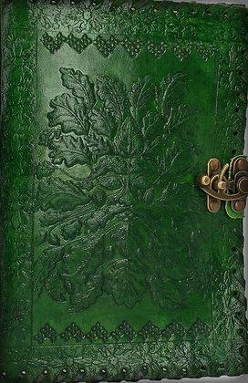 Green Man Note Book