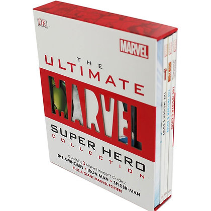 Marvel: The Ultimate Super Hero Collection