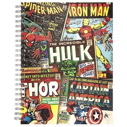 Marvel Super Heros Notebook
