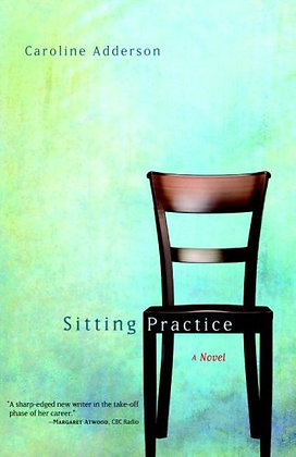 Sitting Practice by Caroline Addison