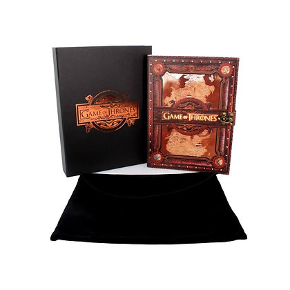 Game of Thrones - Seven Kingdoms Journal - Large