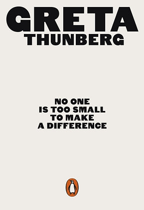 No One is to Small to Make a Difference.