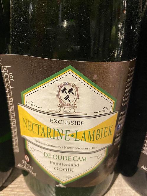 De Cam Nectarine Lambiek 75cl