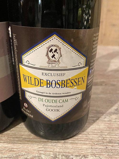 De Cam Wilde Bosbessen 75cl