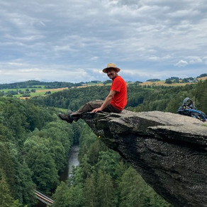 Im Erzgebirge