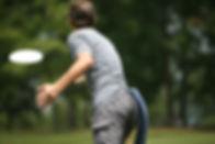 Frisbee Thrower