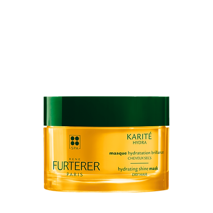 Karité Hydra Masque hydratation brillance Cheveux secs POT 200 ml